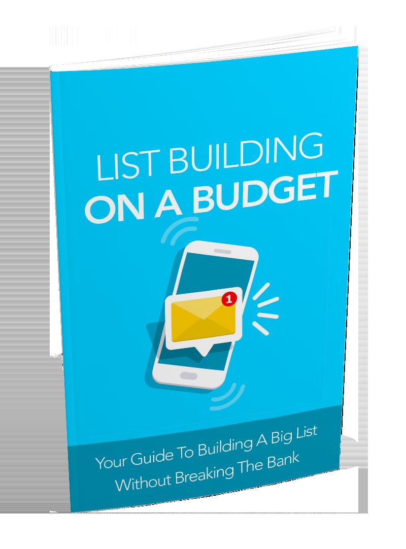Liste mit kleinem Budget
