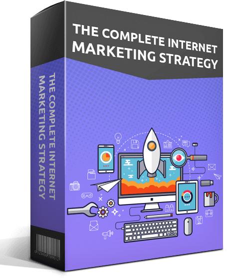 Die komplette Internet-Marketing-Strategie